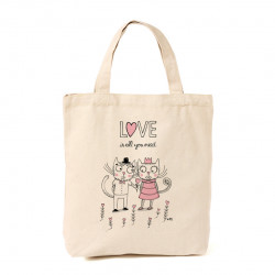 Tote Bag LOVE is all you need