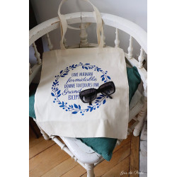 Tote Bag Grand Mère...