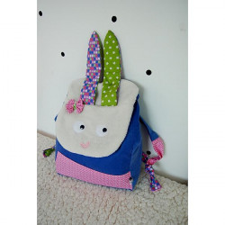 Sac à dos maternelle lapin...