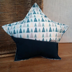 Coussin Lilimelo / Sapin...