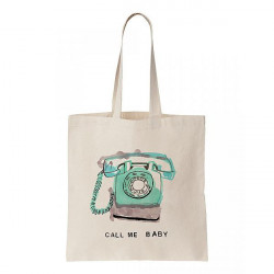 Tote Bag 'Call Me Baby'