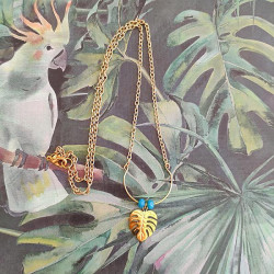 Collier 'Jungle'