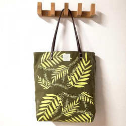 """TOTEBAG DELUXE """"N.22"""" sérigraphié"""