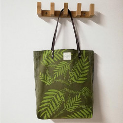 """TOTEBAG DELUXE """"N.21"""" sérigraphié"""
