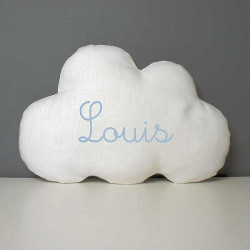 Coussin nuage...