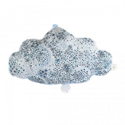 Coussin musical nuage...